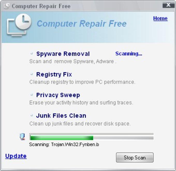 Computer Repair Free