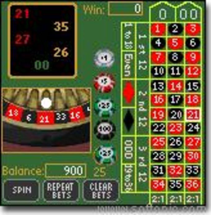 Pocket Roulette