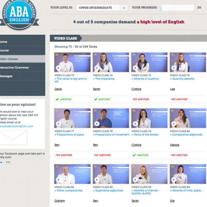ABA English Course