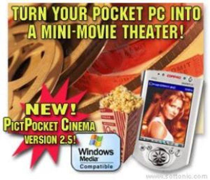 PictPocket Cinema
