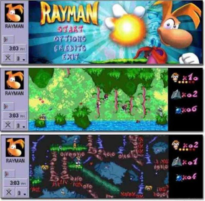 Rayman 9210 / 9290