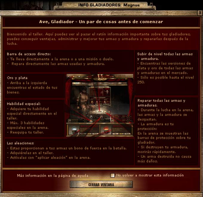 Gladiadores II
