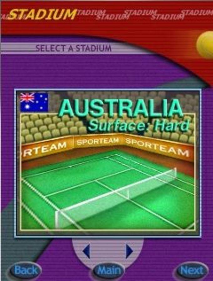 VT Pocket Tennis