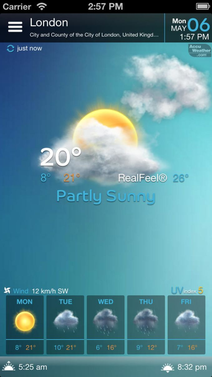 Bright Weather