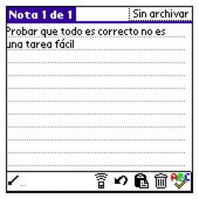 LexSpell - Léxico en español