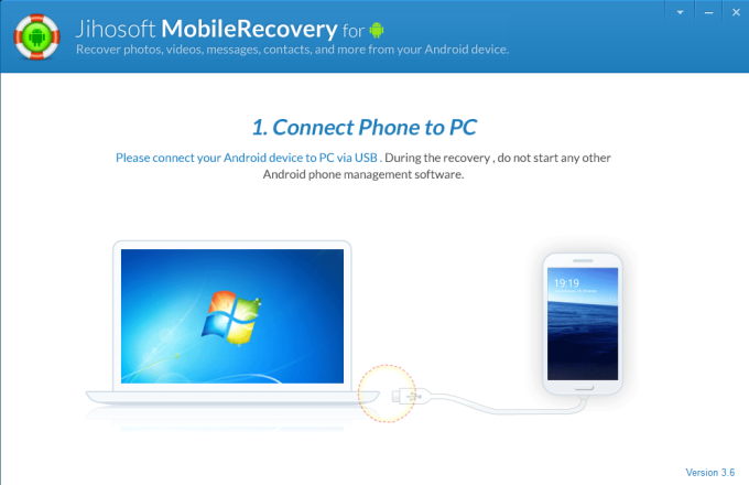 Jihosoft Mobile Recovery for Android