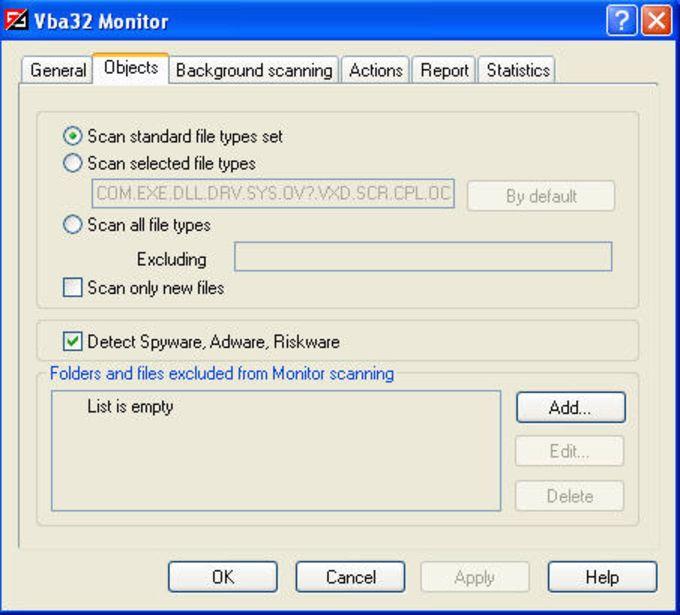 VBA32 Antivirus