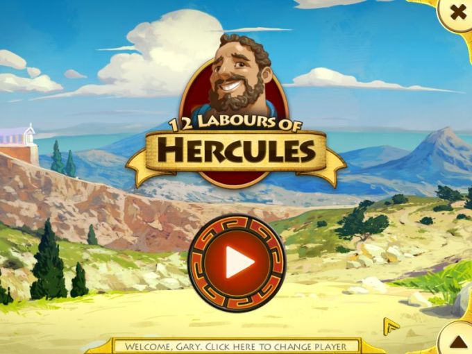The 12 labours of hercules