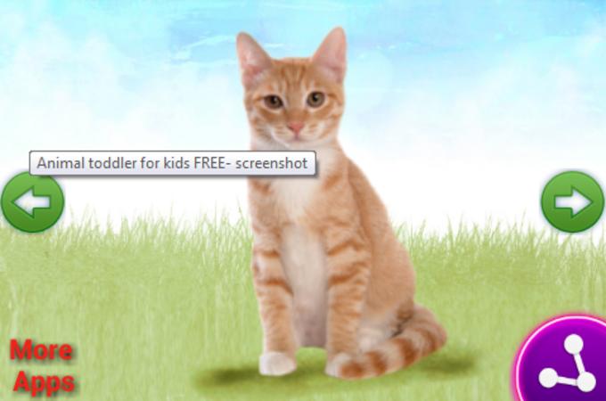 Animal Toddler For Kids Free