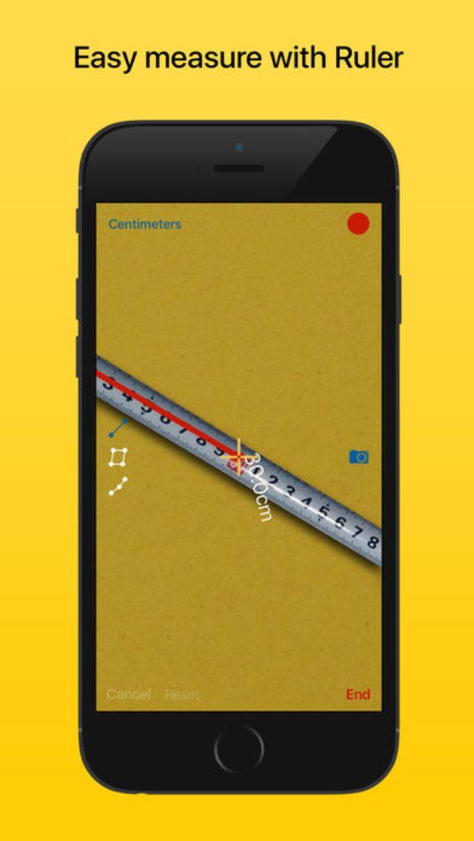 Ruler - tape measure length