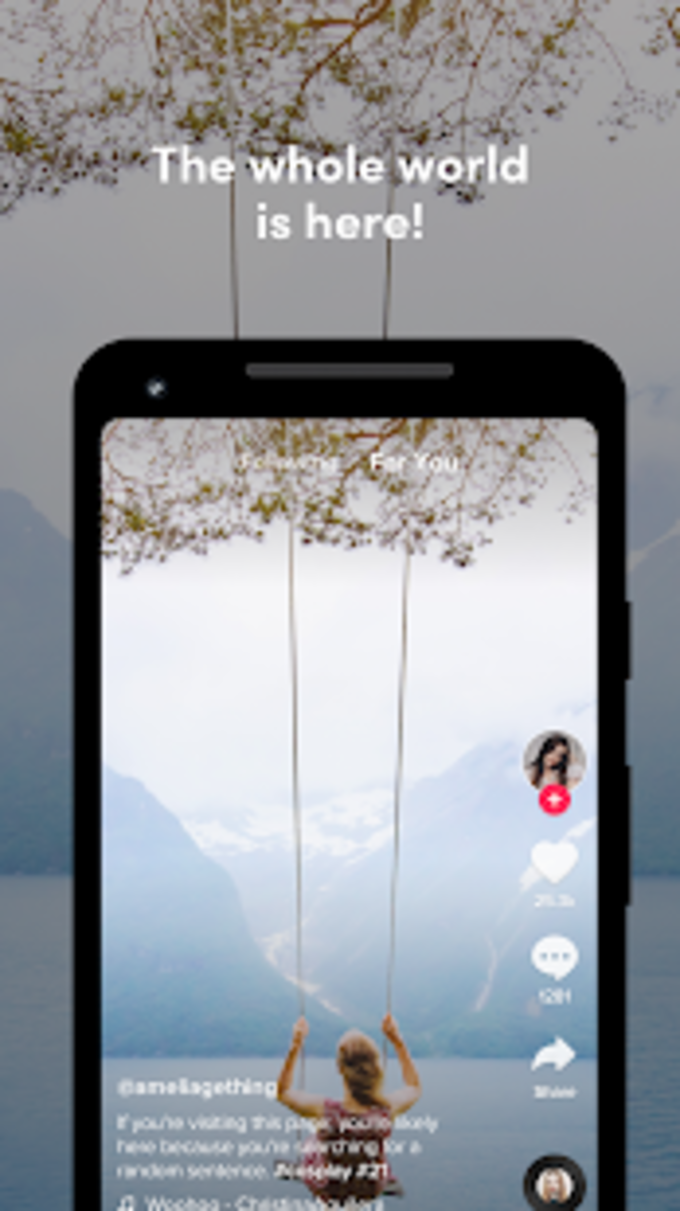 Download Tik Tok Apk For Android Free Latest Version