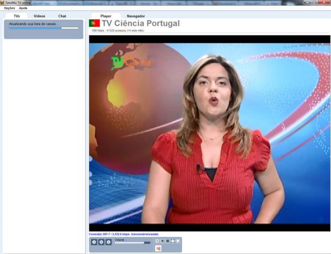 TetoMix TV