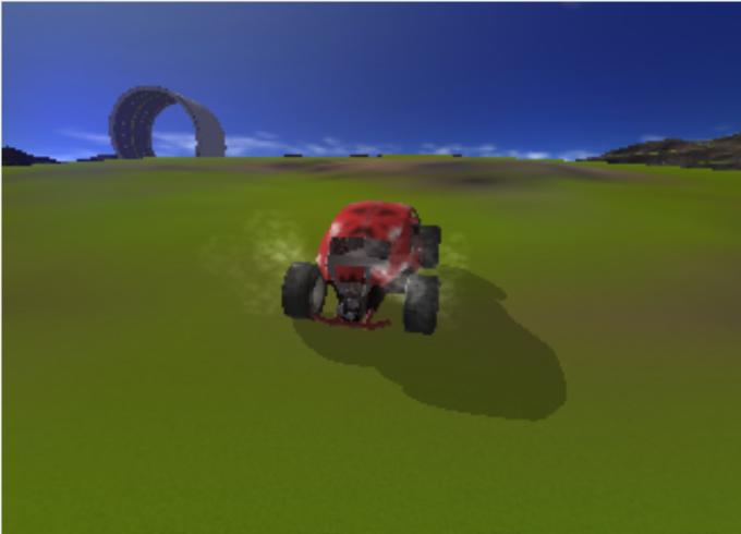 Destruction Car