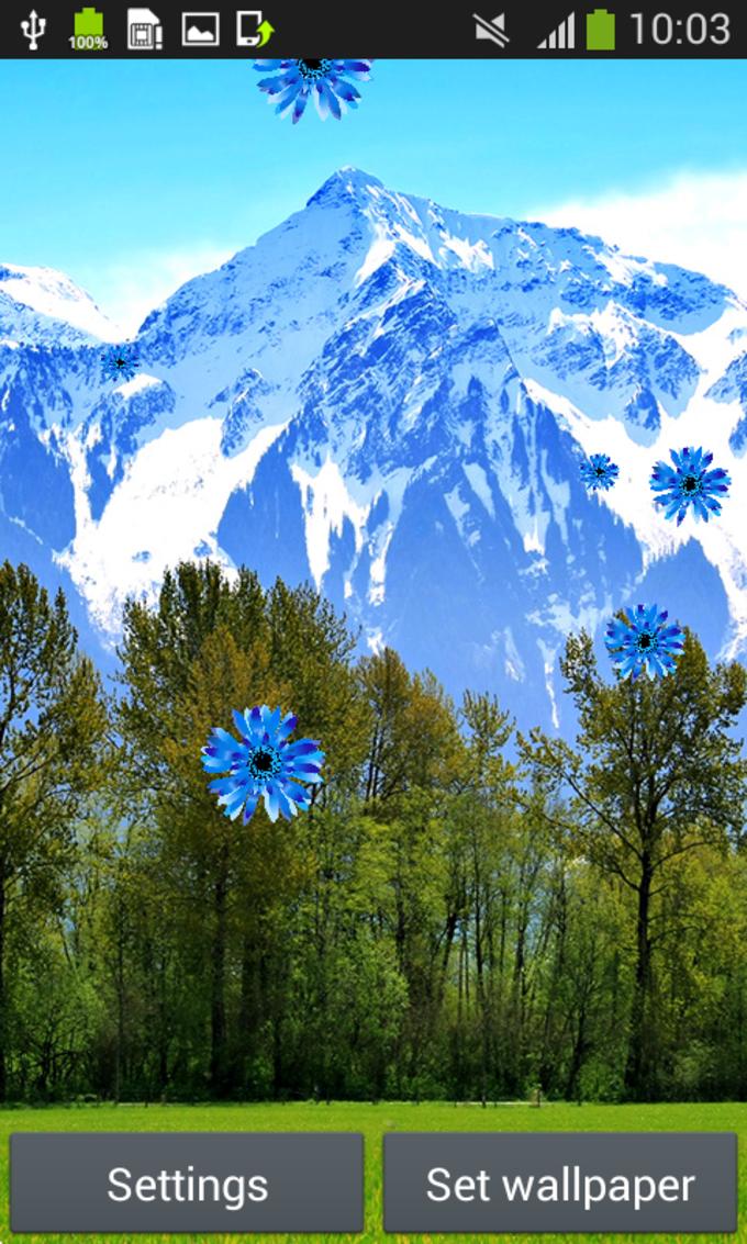 Landscape Live Wallpapers
