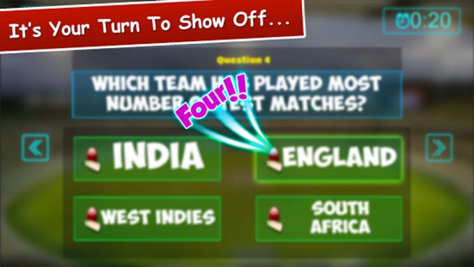 Cricket Quiz Fantasy