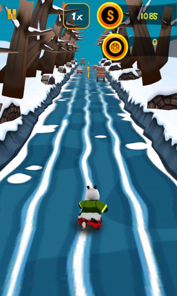 Panda Run 3D