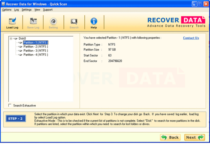 FAT Data Recovery Software