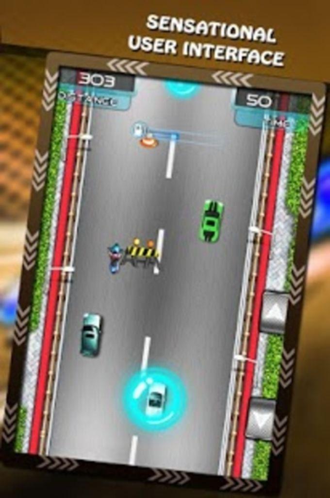 Mad Racer Car racing challenge