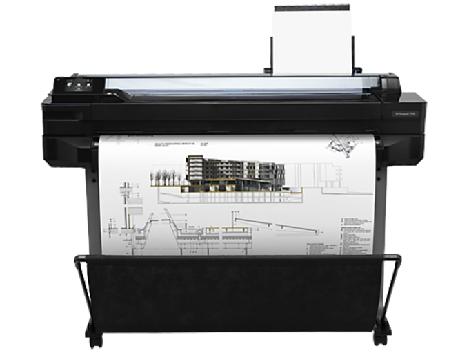 HP DesignJet T520 36-in Printer drivers