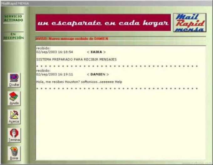 MailRapid Mensa