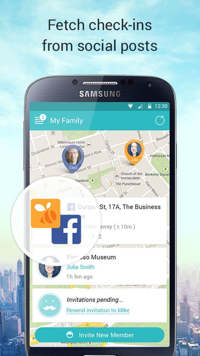 GeoZilla Family Locator
