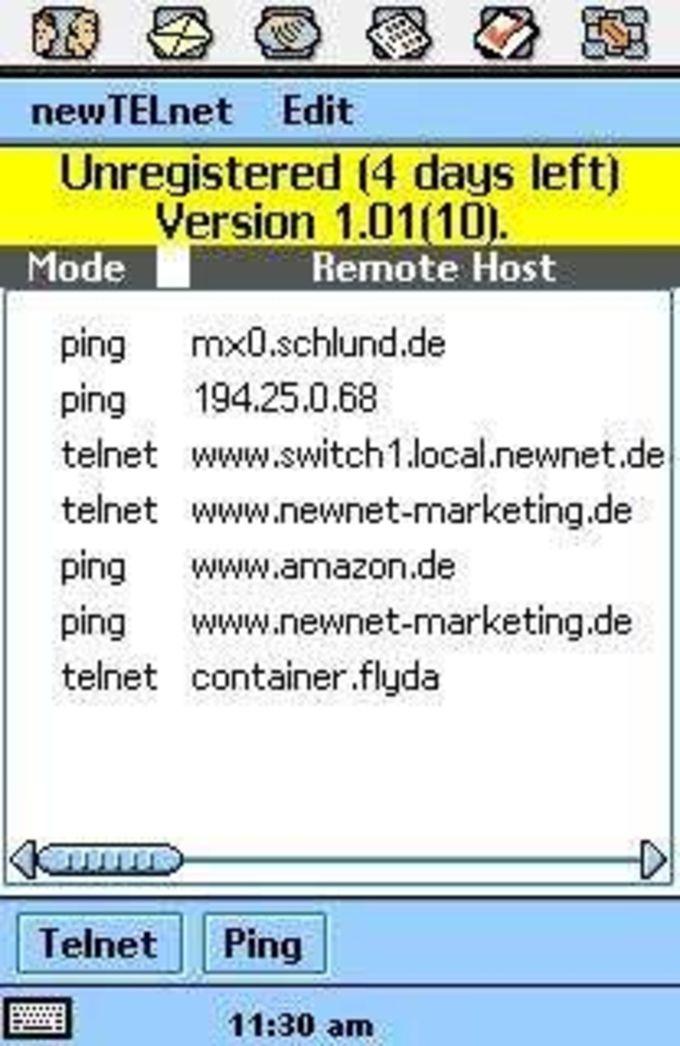 newTELnet