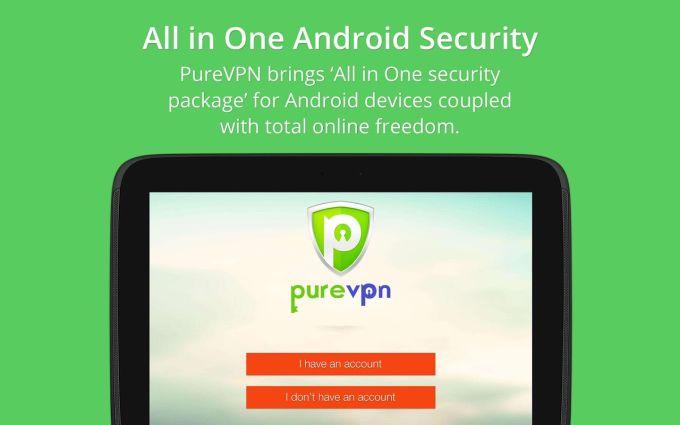 PureVPN - FREE VPN APP