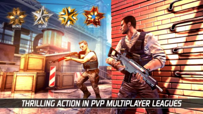 UNKILLED: MULTIPLAYER ZOMBIE SURVIVAL SHOOTER GAME
