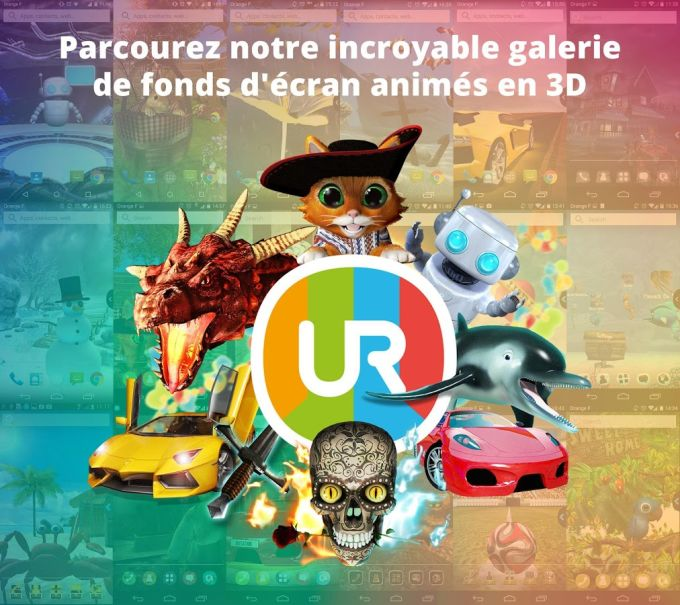 UR 3D Launcher