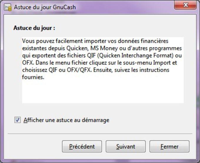 GnuCash Portable