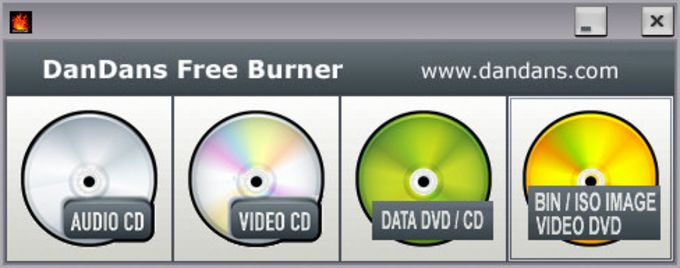 Totally Free Burner