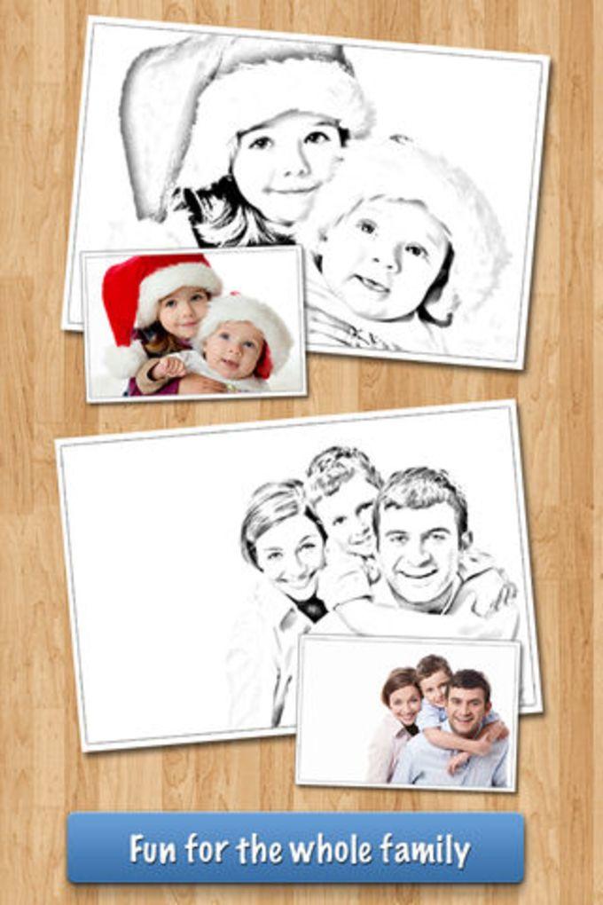 Pencil Sketch®