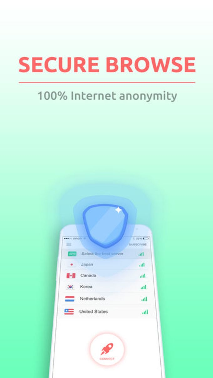 HOT VPN - Unlimited VPN Proxy