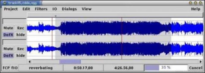General Sound Manipulation Program (GSMP)