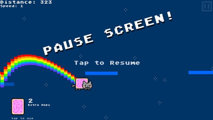 Nyan Cat The Game for Windows 10