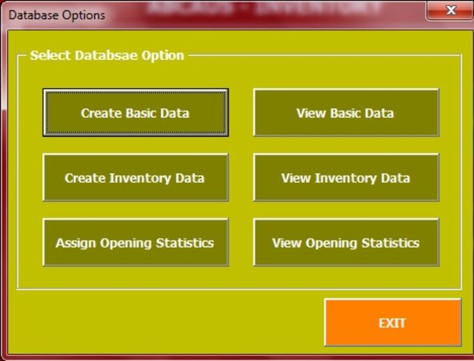 Abcaus Excel Inventory Template And Tracker Download