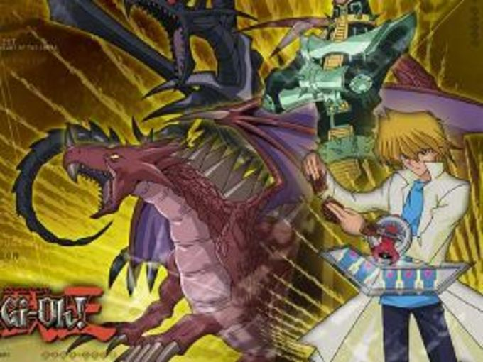 Yu-Gi-Oh! Bildschirmschoner
