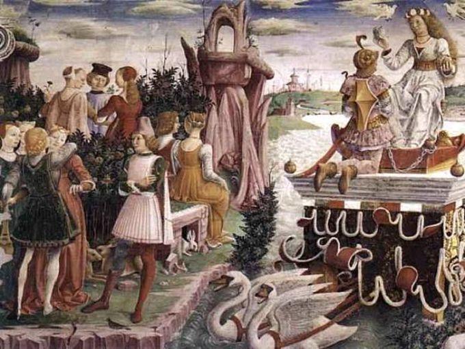 Italian Renaissance Art Screensaver