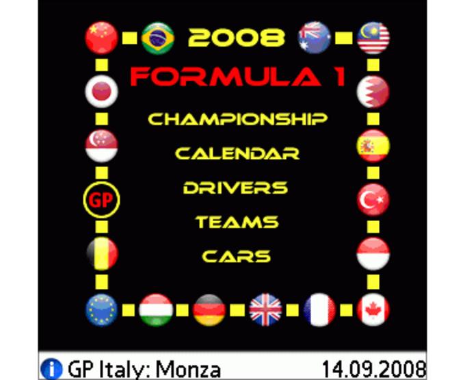 F1 Season 2008