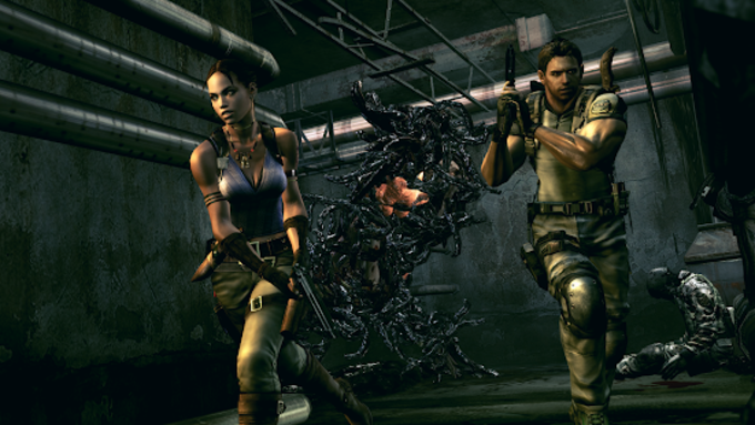 Resident Evil 5 for SHIELD TV