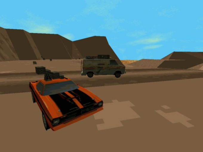 The Interstate '76 Arsenal