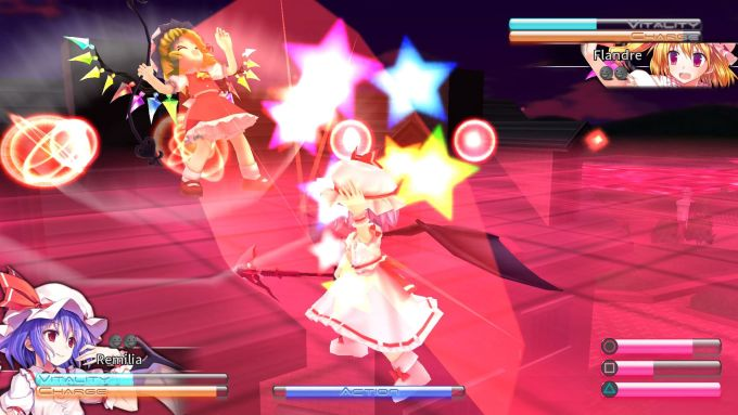 Touhou Kobuto V: Burst Battle PS VR PS4