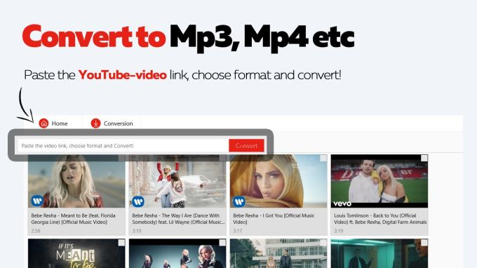 Converter for YouTube. Video and Music Downloader