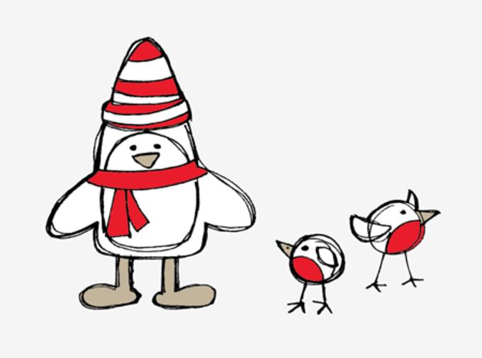 Christmas Sketch Vectors