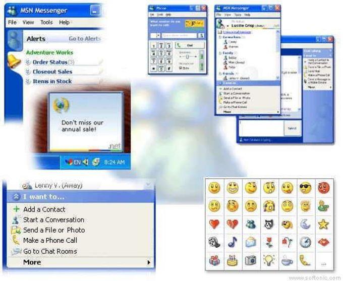 MSN Messenger Service