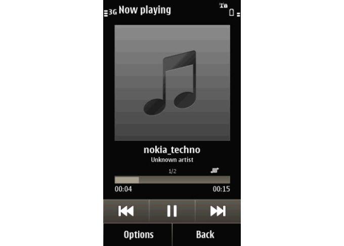 Suoneria Nokia Techno
