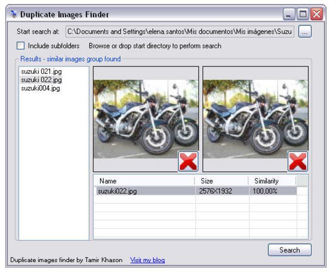 Duplicate Images Finder