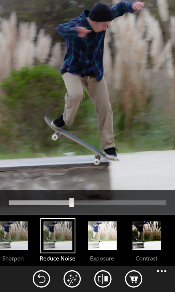 Adobe Photoshop Express: Image Editor, Adjustments, Filters, Effects, Borders