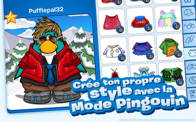 Club penguin pour android t l charger - Jeux de club penguin gratuit ...