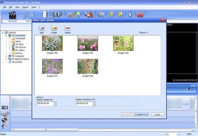 Slideshow Creator HD
